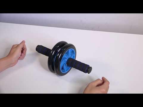 TOMSHOO Fitness Kit- Ab Roller Assembly |Guide to assembling and disassembling the ab roller