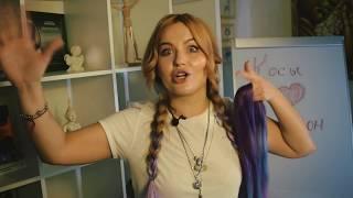 Как заплетать косы: красивая коса. Урок №1 часть3