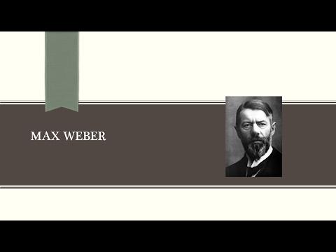 2.5 (Pt. 1/4) - Max Weber: Bureaucracy, Types of Authority (UPSC Pub Ad by Ashish) streaming vf
