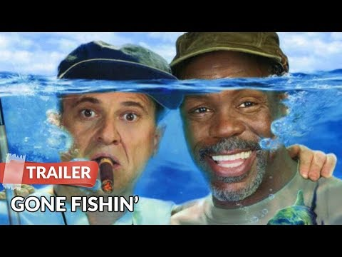Gone Fishin' 1997 Trailer | Joe Pesci | Danny Glover | Rosanna Arquette