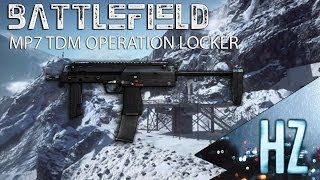 Battlefield 4 Daily: MP7 Operation Hipfire