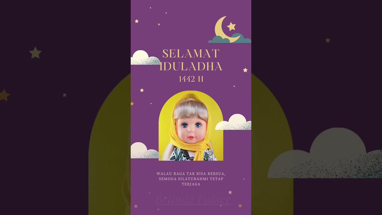 #SHORTS | Selamat Idul Adha 🙏🤗 | Belinda Palace