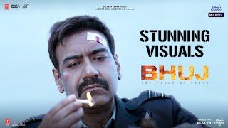 Bhuj: The Pride Of India | Breathtaking Magical Shots | Ajay D. Sanjay D. SharadK. |13th Aug Image
