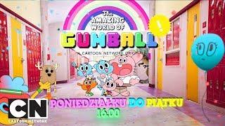 Niesamowity Świat Gumballa   Zapowiedź   Cartoon Network