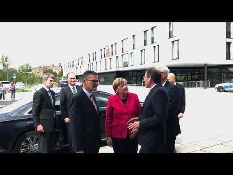 Ehrenamtstag in Heidenheim mit Bundeskanzlerin Dr. Angela Merkel