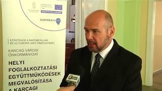 Helyi foglalkoztatási együttműködések megvalósítása a Karcagi járásban fórum