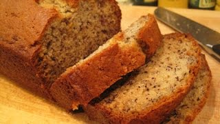 Quick And Easy Banana Bread Recepie