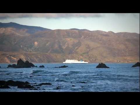 Cook Strait's dangerous waters - Roadside Stories