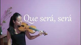 Que será será ~ Shiki Violin Karaoke with Japanese translation