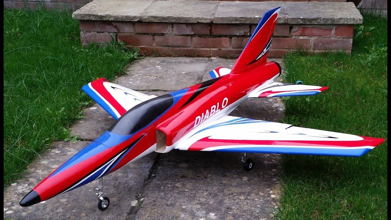 Hobbyking Diablo 90mm EDF Jet Maiden