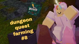 farming dungeon quest live (roblox)