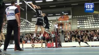 Drie ex-Sarto volleybalspelers zeer belangrijk voor het huidige team van Tilburg STV.
