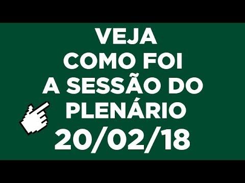 Análise dos comentaristas da TV e da Rádio Câmara - 20/02/2018