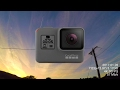 GoPro HERO 5 BLACK TIme Lapse Test