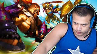 🦢 Tyler1 - JUST SURRENDER, YOU CANT WIN YouTube Videos