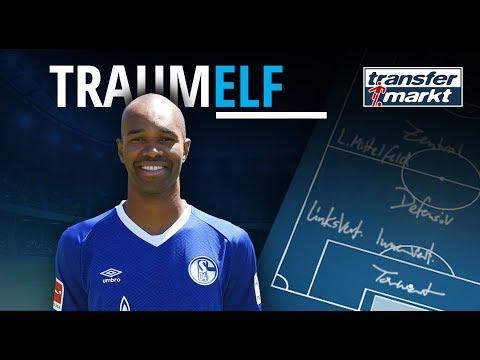 Die Traumelf von Schalke-Verteidiger Naldo | TRANSFERMARKT