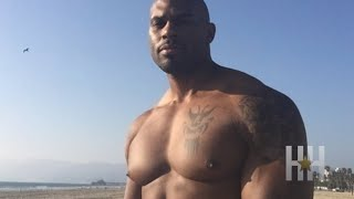 Ex WWE Star Shad Gaspard Missing After Venice Beach Swim With Son