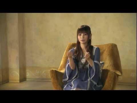 中川翔子 ゼルダの伝説 CM スチル画像。CMを再生できます。