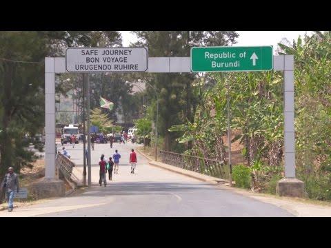 Once thriving Rwanda-Burundi border withers