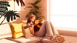 Gentle melody ~Lofi hip hop mix~ beats to relax/study to ~ focus music