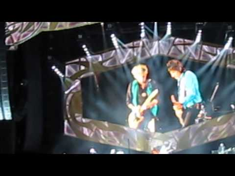 Jumping Jack Flash -The Rolling Stones opening in Buffalo ...