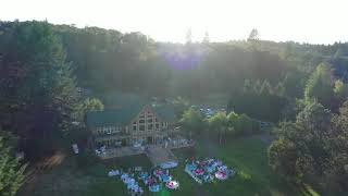 The Inn at Diamond Woods Drone footage