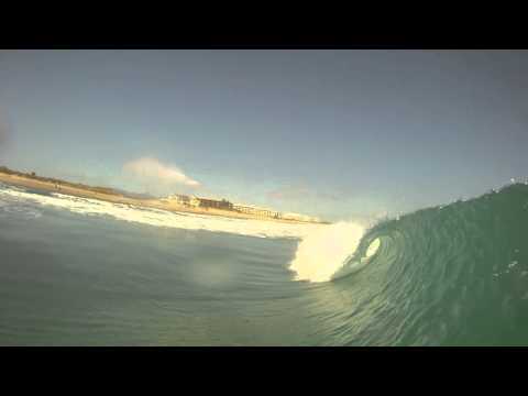 Surfing Stuart Florida