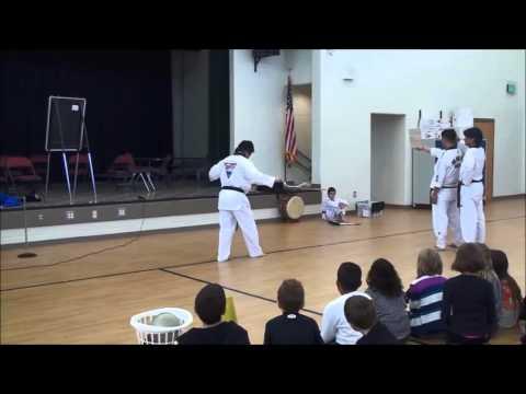 Master J. Kim Elementary School Demo