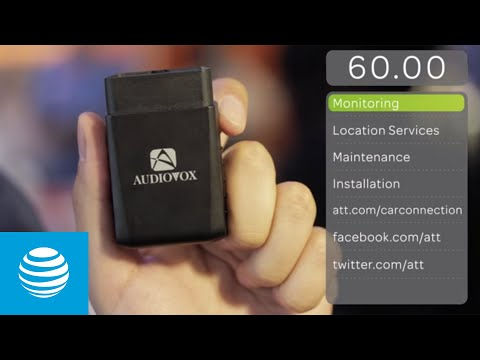 Car Connection 2.0 Features - AT T Mobile Minute   AT T from YouTube · Duration:  1 minutes 38 seconds