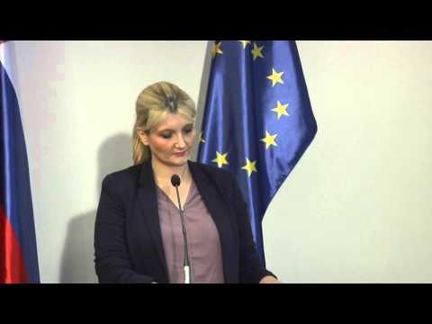 17.11.2015 Brdo pri Kranju - Notranji ministri o balkanski migracijski poti