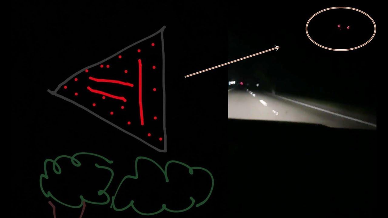 maxresdefault Mujer completamente desesperada capta un #ovni triangular en la carretera en Hillsboro, Tennessee, su reacción es impactante y desgarradora