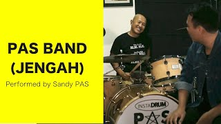 PAS BAND - JENGAH (Performed by Sandy PAS BAND & Yoiqball)