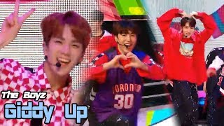 [HOT] THE BOYZ - Giddy Up, 더보이즈 - 기디업 Show Music core 20180519 - Stafaband