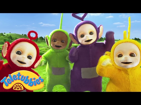 Thumbnail: Teletubbies New Series | Making Friends | Cartoons for Children | 1501