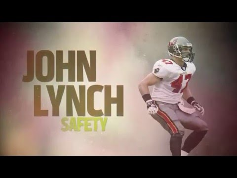 John Lynch Career Feature | The Making of a Pro Football Hall of Famer? | NFL