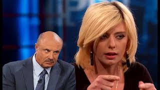 Sugar Baby Rages in Dr. Phil