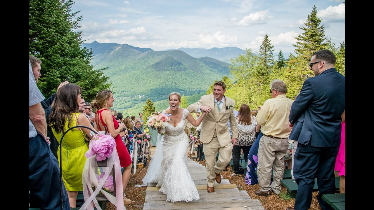 loon mountain wedding nicole ryan