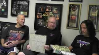 BRIAN SLAGEL CEO of METAL BLADE RECORDS Interview Shockwaves VideoCast #10