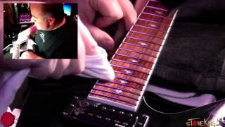How to Clean your Neck's Fretboard / Fingerboard.