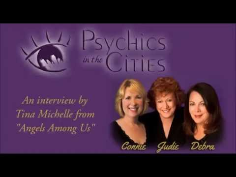 Psychics in the Cities radio interview