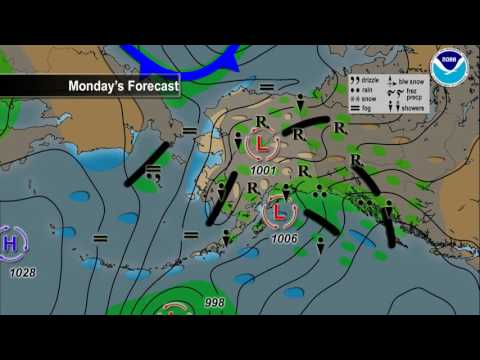 August 14, 2016 Alaska Weather Daily Briefing