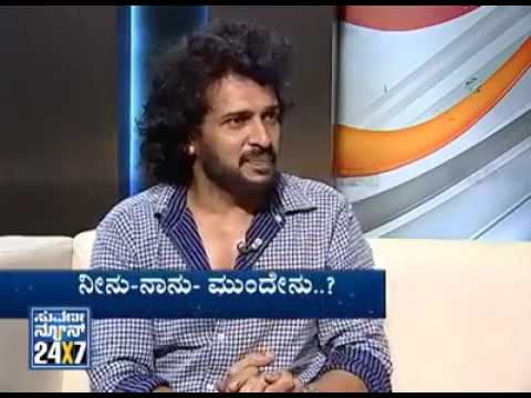 best upendra dialogues kannada in a news channel
