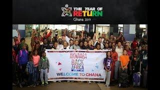 Year of Return: Back2Africa Festival 2019