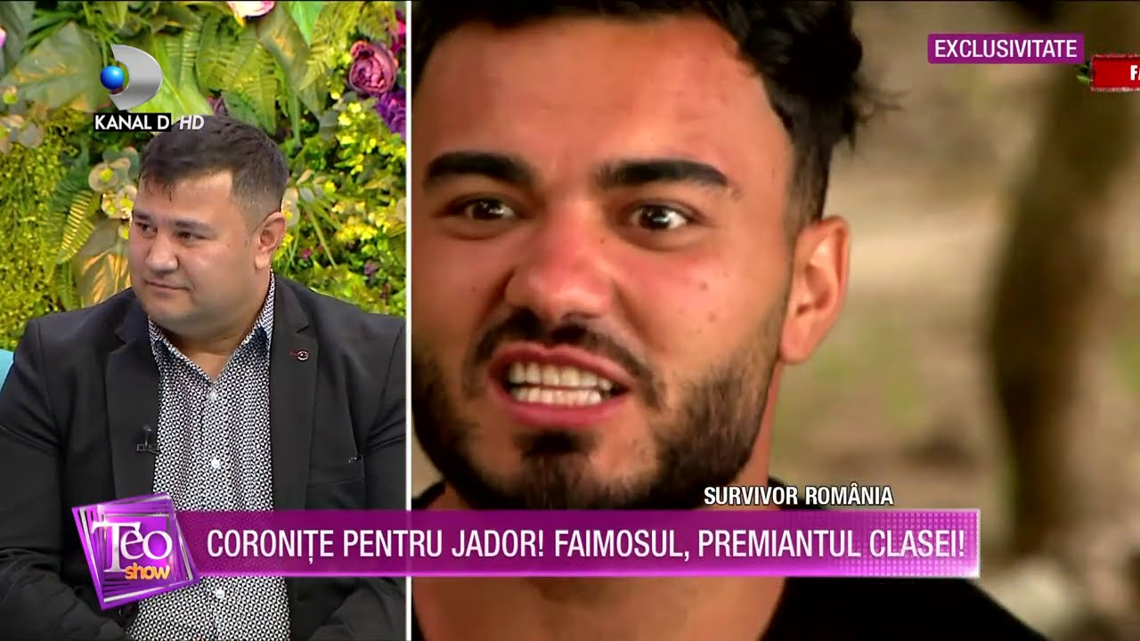 Teo Show(15.01.2021) - Tatal lui Jador, in PREMIERA la TV!