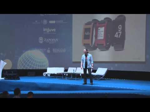 CPMX5 - Conferencia Magistral Mikko Hypponen