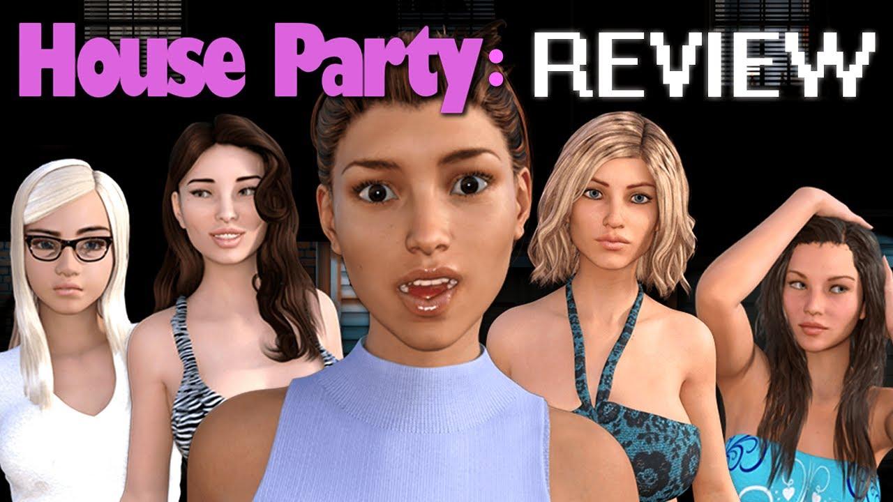 Party porn lesbian-5876
