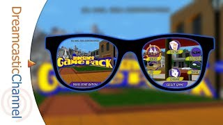 First Look: Internet Game Pack (Dreamcast)   Previously Unreleased Online Game!