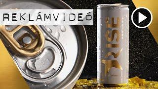 RISE NRG DRINK // Reklámvideó // BYKERESZTES Visual Production