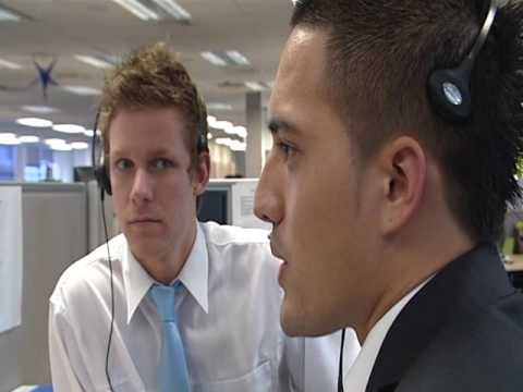 Just The Job Series 6 Episode 5 - Banking Careers Special
