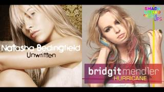 Natasha Bedingfield vs. Bridgit Mendler - Unwritten Hurricane